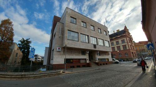 budova Komerční banky